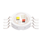 LED Chips Manufacturers China Constant Current Diode LED Parts Of LED Fixture RGBW Epistar 8W LED