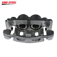 Kingsteel Good Price Auto Parts Racing Front Wheel Universal 4 6 8 Pot Rear Electric Disc Brake Caliper For Car