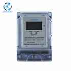 Single phase prepaid smart electricity meter