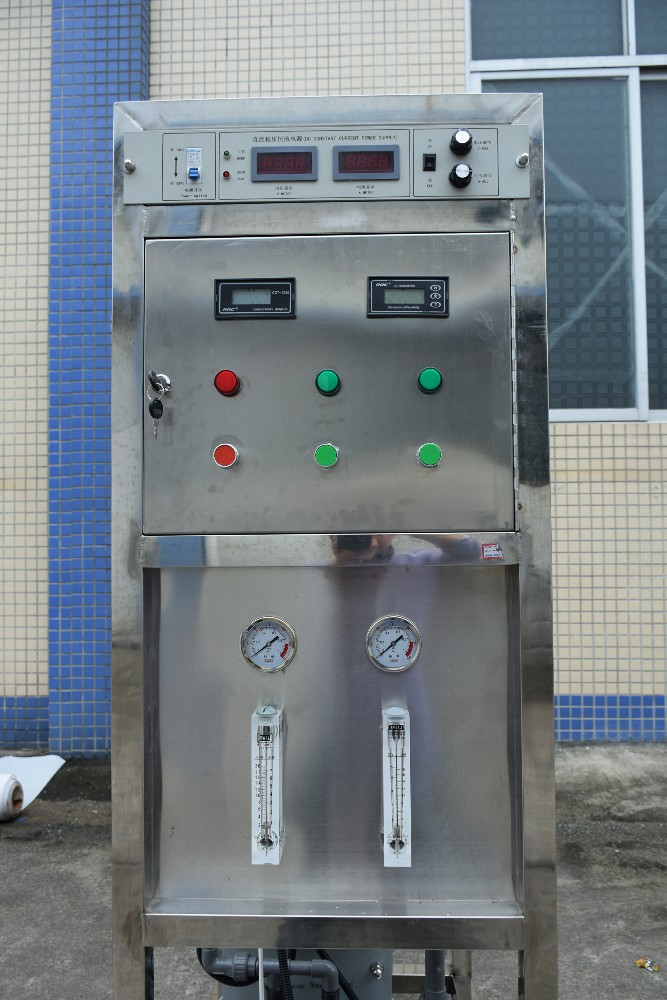 product-500 liters per hour industrial electro deionization water system-Ocpuritech-img