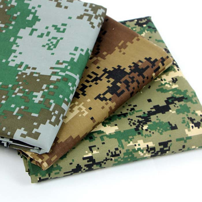 high quality stretchable camouflage printing recycled outdoor stretch waterproof softshell jacket fabric material