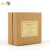 Square Empty Brown Kraft Paper Boxes Packaging Special Gift Box