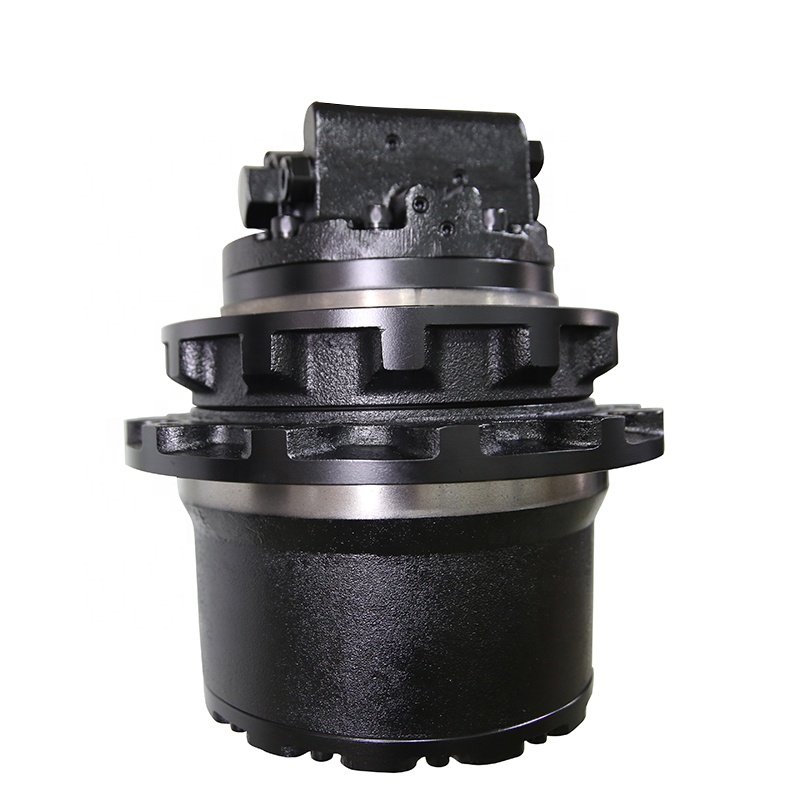 Caterpillar Final Drive มอเตอร์สำหรับ Caterpillar Excavator Travel Motor ASSY