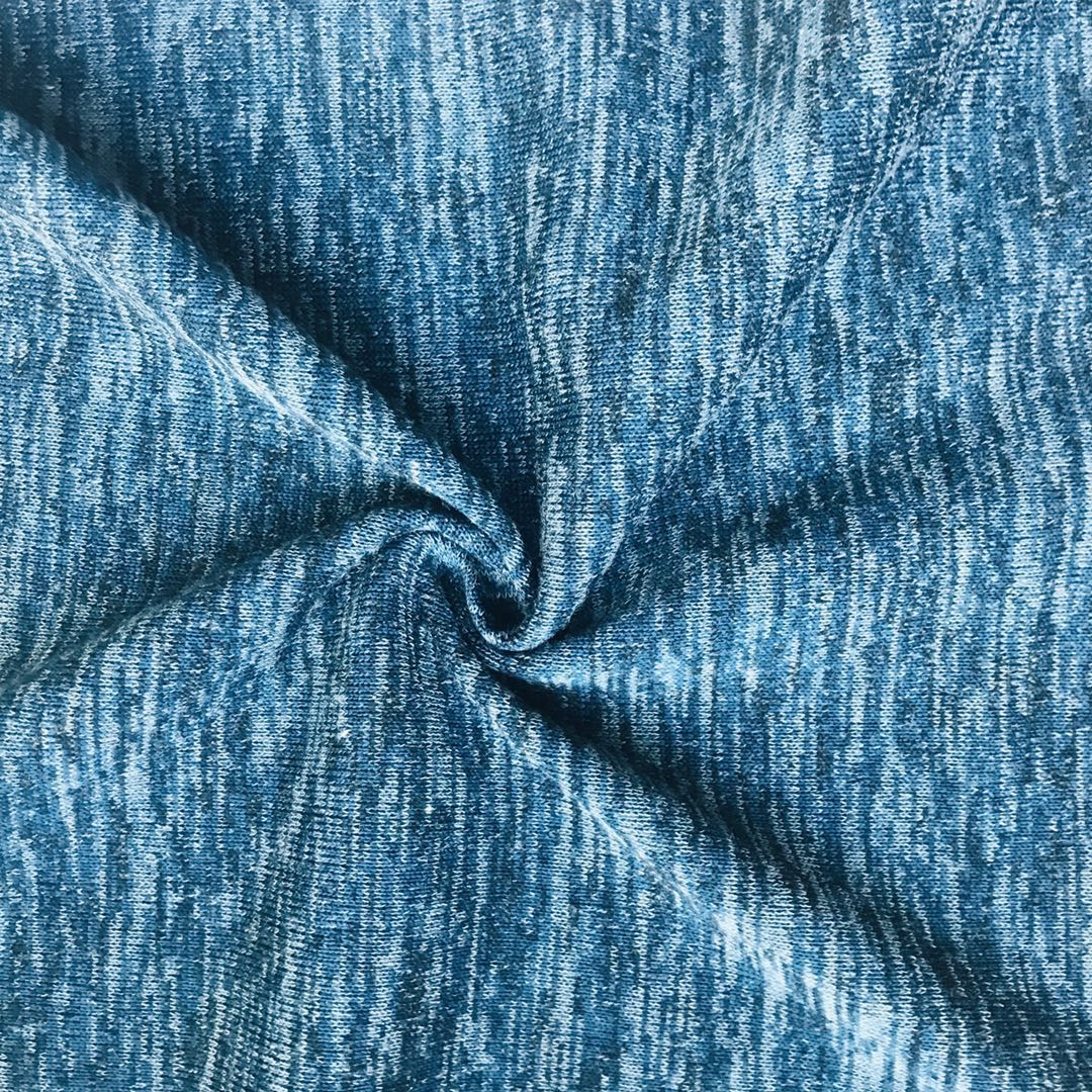 Wholesale Cationic Brushed Hacci Fleece Fabric for Garment