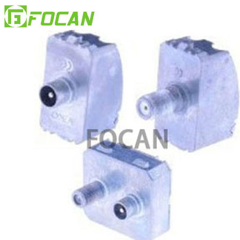 5-2300MHZ CATV wall outlet socket satellite wall outlet
