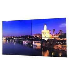 <span class=keywords><strong>Samsung</strong></span> LG <span class=keywords><strong>tv</strong></span> 55 inch naadloze 0.8mm smalle bezel 3x3 lcd video wall