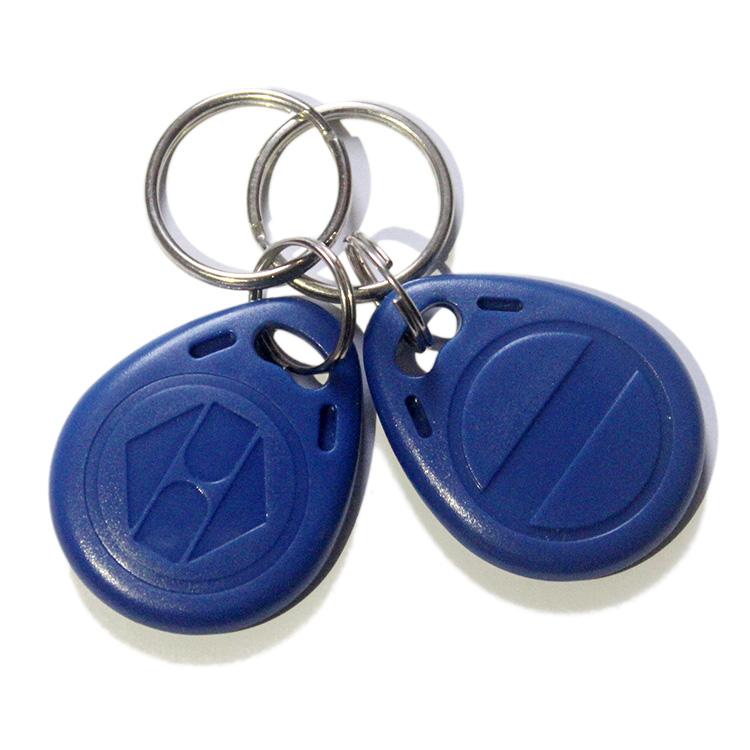 Door Access Control 125kHz TK4100 RFID Keyfob Tag for Hotel