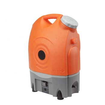140.5 PSI portable high pressure cleaner steam car washer machine automatic with adjustable spray
