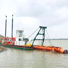 brand new customized river sand dredge made in China