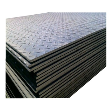 Mild Steel Carbon Checkered Plate For Floor Use Anti-slip Tread Plate Price