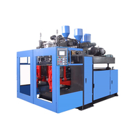 2L ice box extrusion blow molding equipment