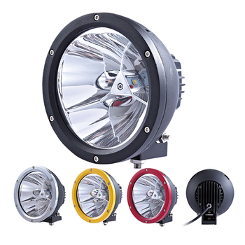 7 inch Vehicle Offroad C-rees LED driving light 45W for off road  pod lights working lights kits for trucks  fog lights