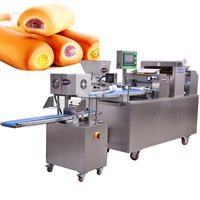 bakery french baguette bread forming machine long loaf making machine