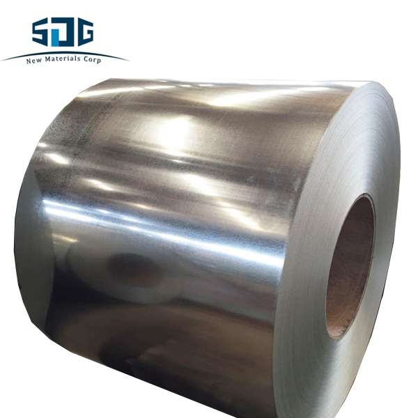 DIN GI steel coils/sheets/adding alloy elements and heat treatment galvanized steel coil