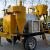High output towed asphalt mixing machine