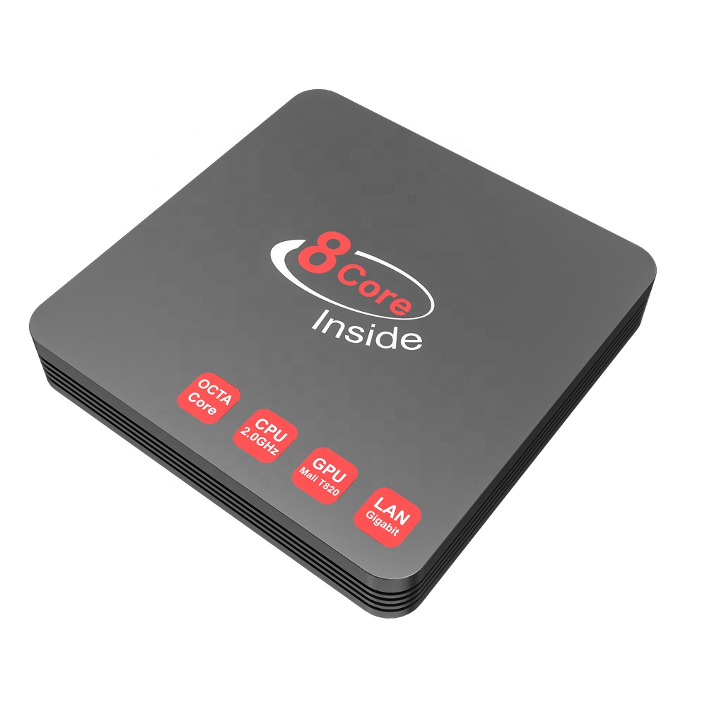 formulating smart 8k tv box 2gb 8gb octacore 4k 7.1 Android tv box Amlogic X9S S912 Android media <strong>player</strong>