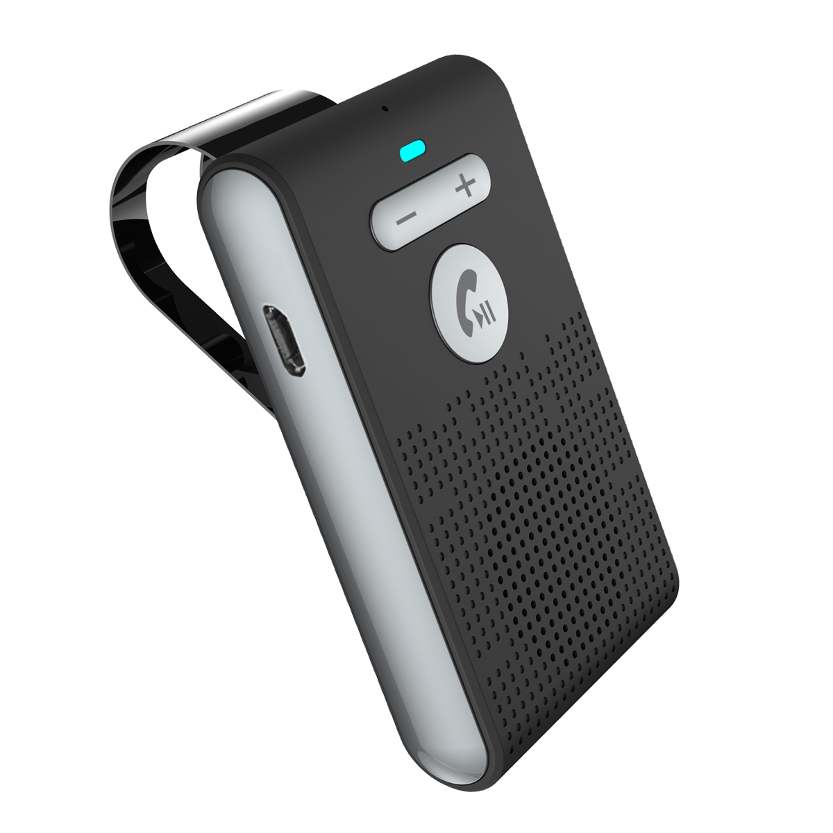 Multipoint speakerphone <strong>bluetooth</strong> V4.2 hands-free <strong>car</strong> kit <strong>Visor</strong> Board hands-free phone call <strong>bluetooth</strong> device Adapter