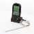 Food Meat Toast Cooking Thermometer with Remote Stainless Steel Probe auto backlight
