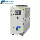 Air Cooled Chiller Industrial Water Cooled Chiller China 5HP Air Cooled Water Chiller Industrial Scroll Chiller For Plastic Processing Industry
