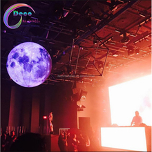 Giant Inflatable global moon บอลลูน inflatable earth global ball