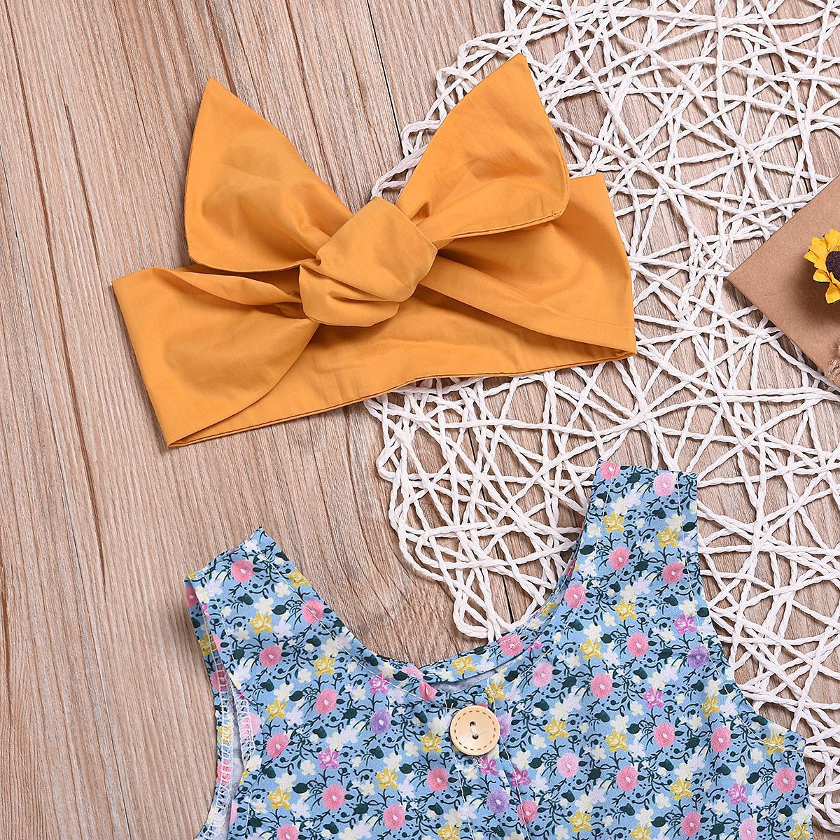 cute baby bloomer wholesale children boutique clothing baby clothes with headband cotton shorts