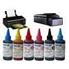 T60 T50 1390 R290 R330 Six-color Four-color Inkjet Printer Photo Dye Compatible Filling Ink