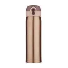 400/500 мл Термос, чайная кружка с фильтром, вакуумная колба с фильтром, нержавеющая сталь, Термокружка, кофейная кружка, бутылка для воды, офис(Китай)