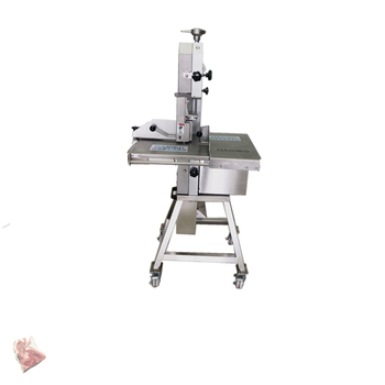 hot sale commercial tuna salmon meat bone saw machine meat cutter for factory