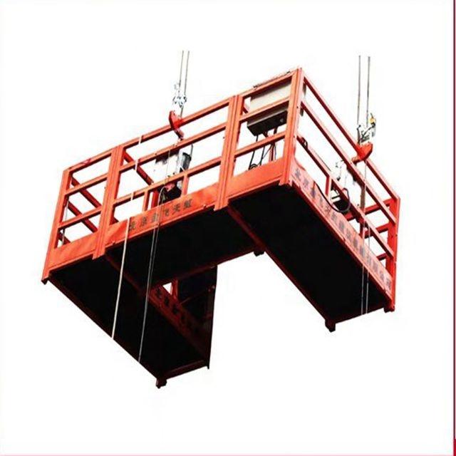 ZLP800 hanging hoist suspended platform
