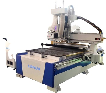 1325 Woodworking cnc Router Machine Furniture Industry With High Precision