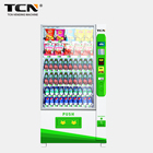TCN cheap coin bill QR code pay equipment dispenser vending machine