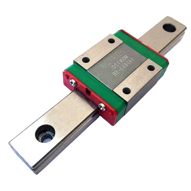 HIWIN mini square linear guide rail and slider block bearings MGN15 MGN12 MGN9 MGN7