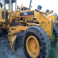 Used MOTOR GRADER Cat 120G Teeth Ripper with satisfying price