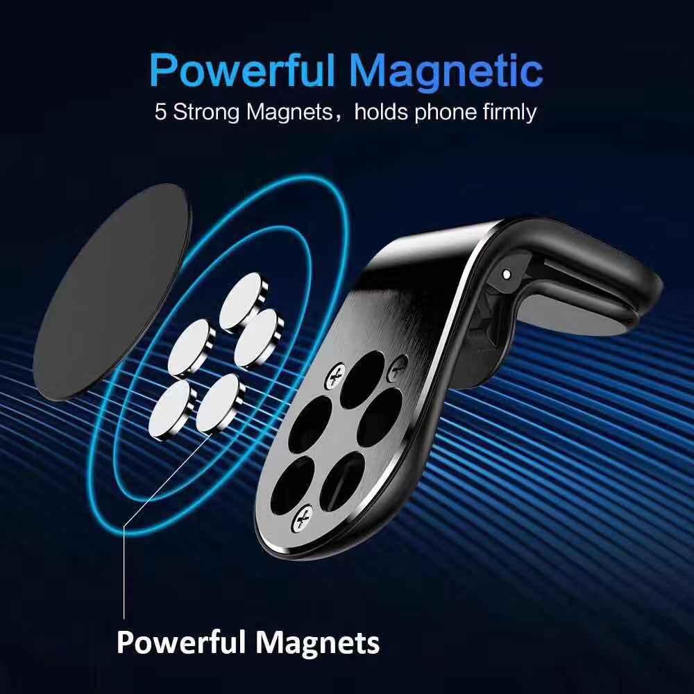 Universal Cellphone Holder Air Vent Magnetic Car Mount Mobile Phone Car Holder