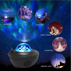 Night Light Projector Night Light Kids Starry Sky Projection USB Remote Multicolor Bedroom LED Star Projector Night Light
