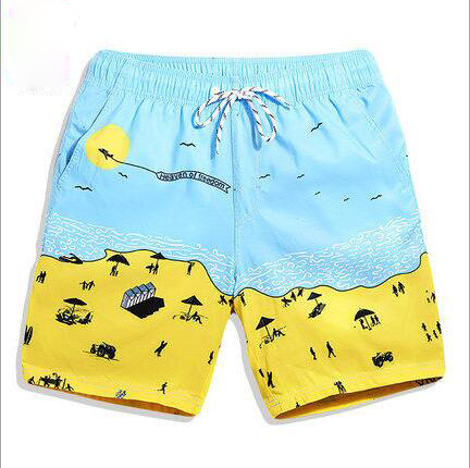 Couple matching board shorts swim shorts surfing private label manufacturer board shorts custom