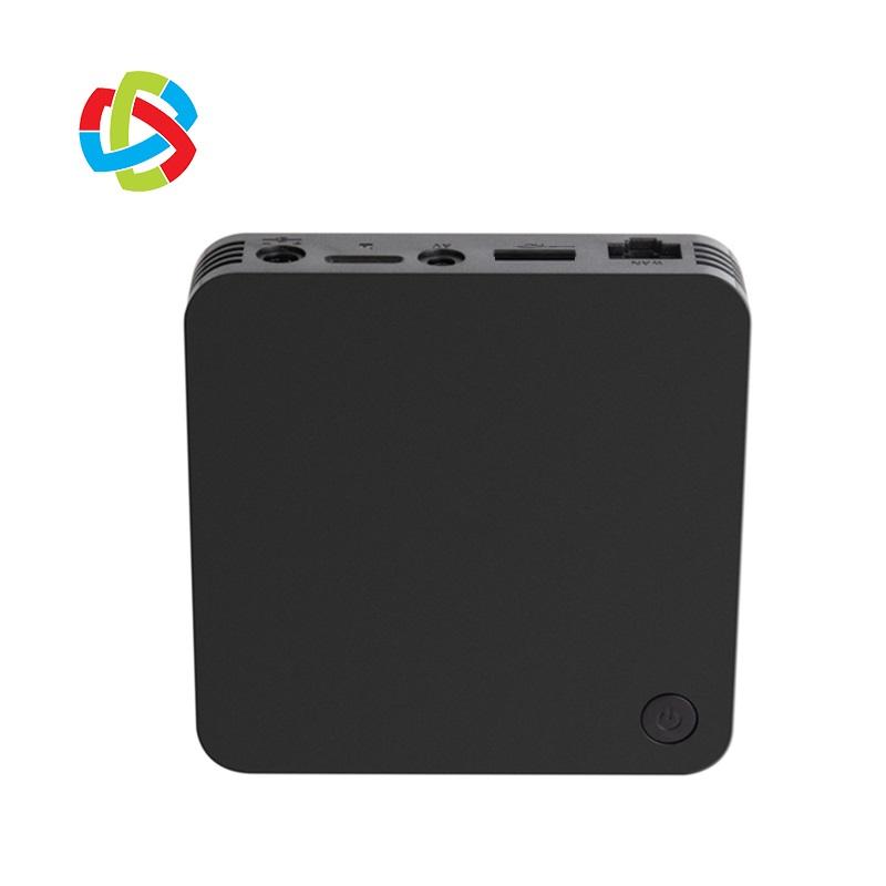 IP Baru TV Box Firmware Upgrade 4 64GB S905M Set Top Box dengan Android 9.0