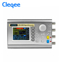 Cleqee-2 JDS2900-60M Dual channel DDS function Arbitrary waveform 60MHz digital signal generator