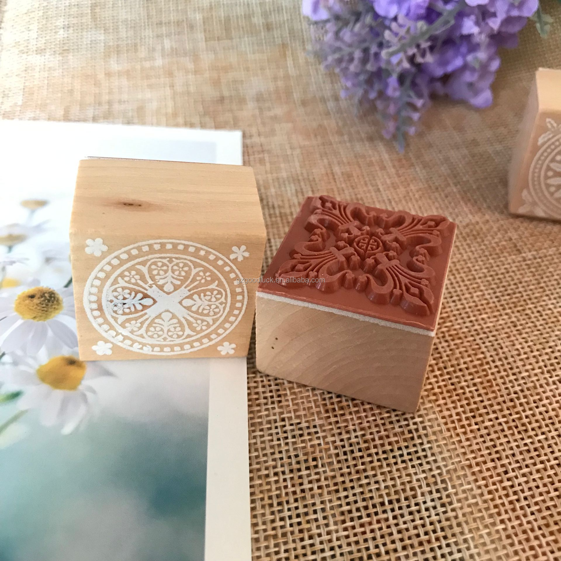 Wooden Rubber Stamp Manufacturers Supporting Custom Wooden Rubber Stamp For You