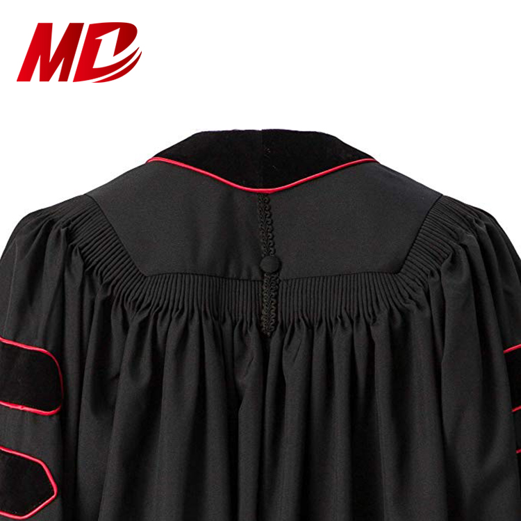 Wholesale Cheap Hot Selling Polyester Choir Robe/Clergy Robes