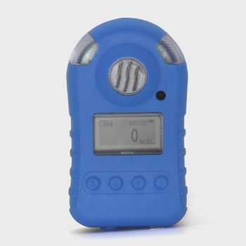 personal toxic gas alarm single gas detector hcn gas monitor
