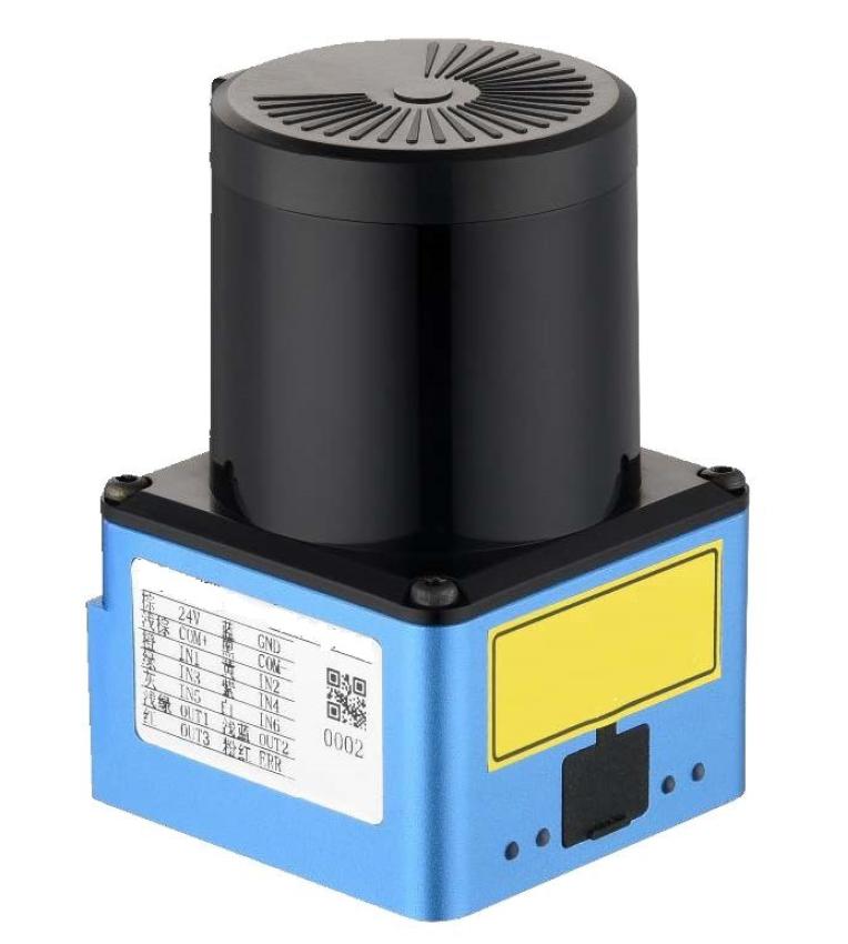 Laser Sensor Lidar Scanner Service Robot AGV Lidar Obstacle Detectors Scanning Lidar Sensor