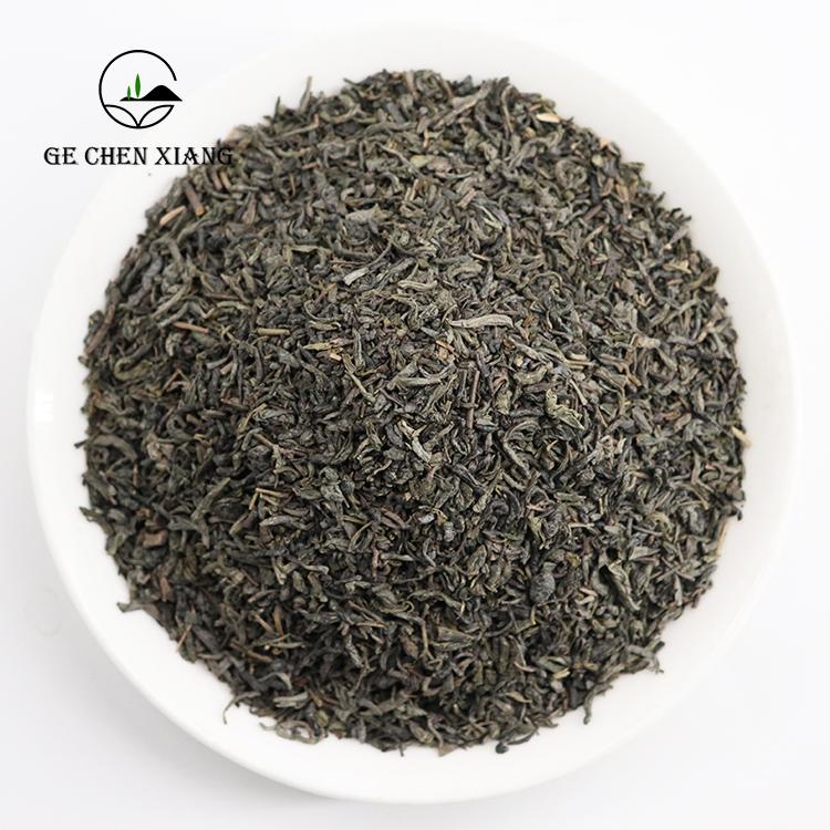 41022 Green Tea China Green Tea Premium High Quality Chunmee Tea 41022 Wholesale - 4uTea   4uTea.com