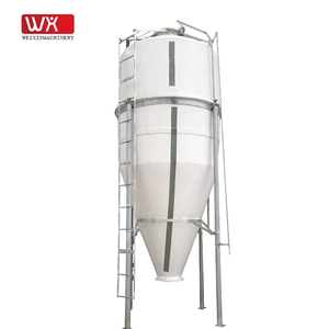 China cost price special discount small grain silos 4 ton capacity