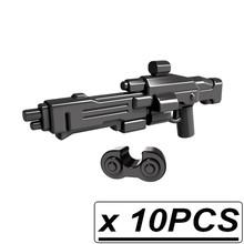 10 шт./лот Star Halo Science фантастика мини война будущее оружие нож строительный блок подарки игрушки для детей PGPJ0025(Китай)