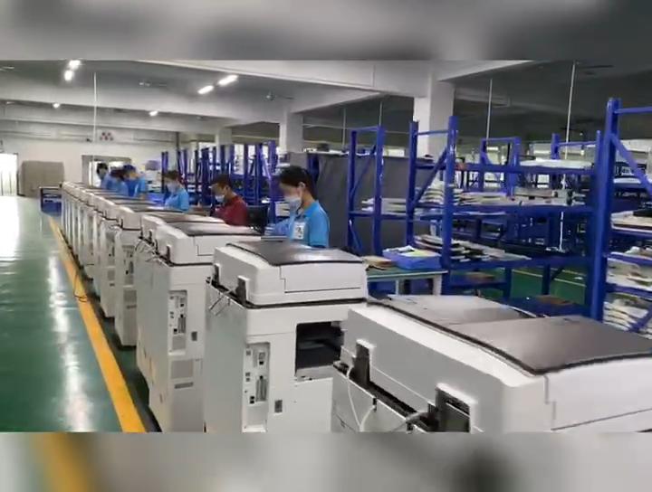 En gros fotocopiadora Ricoh couleur MPC5503 Rénové copieurs photocopie Remis À Neuf photocopieurs