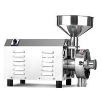 Pepper powder coffee powder grinding machine price wheat flour milling machine manufacturers