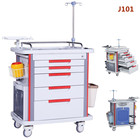 Hospital Furniture Abs ABS Hospital Emergency Crash Cart