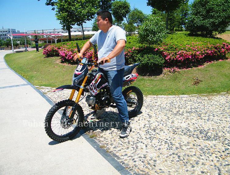 AGY Brilliant Thiết Kế Lớn Bánh Xe Pit Xe Đạp 125cc