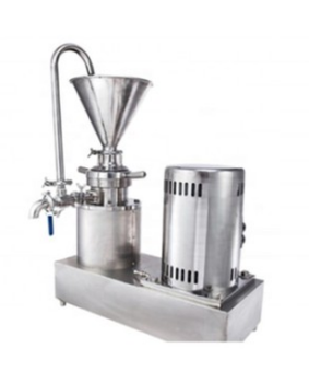 Factory direct sale stainless steel sanitary grade split type colloid mill / beans jam grinding machine